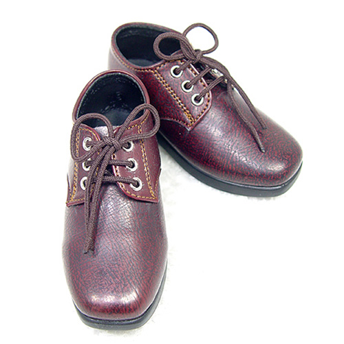 SBS-06 DRESS SHOES Boy (Brown)