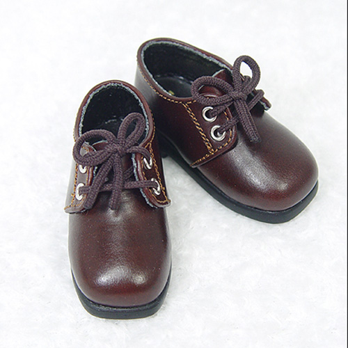 KDS-08 BASIC MANS SHOES  (Brown)