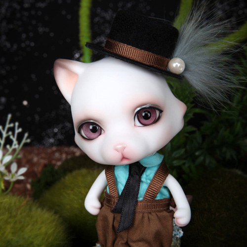 Minimi Zuzu Delf WOLFFY - The WOLF Limited