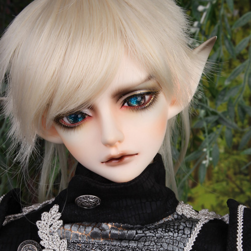 Senior65 delf BREEZE the fighter of earth - human ver. MOONLIT SONG Limted