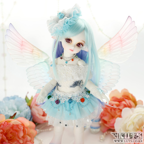 Honey Delf Pegasus Skyblue ver. Full Package Limited