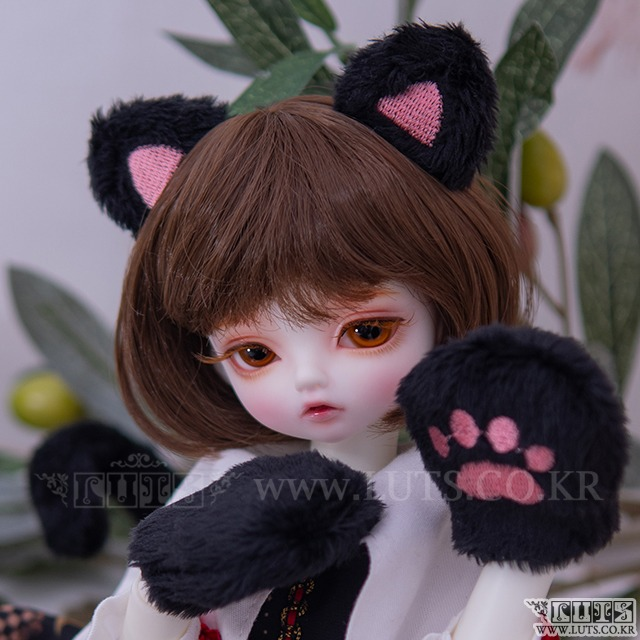 HDF Meow Jelly Punch (Black)