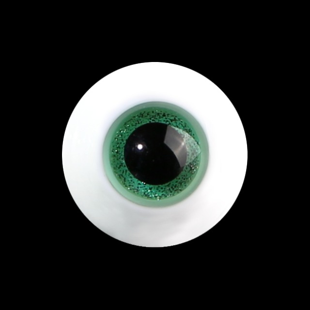 14MM P-GLASS EYES-NO.22
