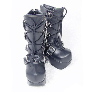 SBS-22 HARD METAL BOOTS Boy (Bk)