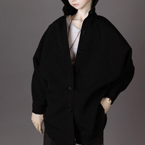 SDF65 Dolman Sleeve Shirt (Black)