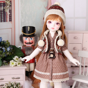 BDF Winter Sweet Set (Brown)