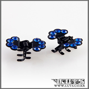 FAN CLAWCLIP PIN SET (Blue)