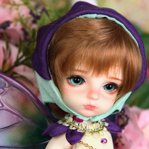 Tiny Delf Fairy of Flower Lavender ver. Limited