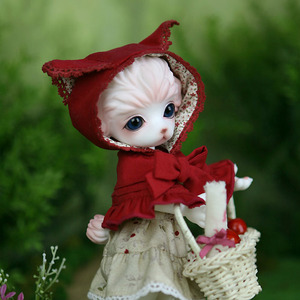 Zuzu Delf FRISE - The Apple Grower (Little Red Riding Hood Ver.) Limited
