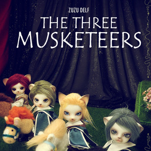 Zuzu Delf DARTAGNAN & Three musketeers Limited