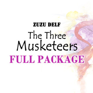 Zuzu Delf FULL PACKAGE OF The Three Musketeers Limited