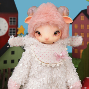 Zuzu Delf NOR - THE WOLF AND THE SEVEN LITTLE GOATS Limited
