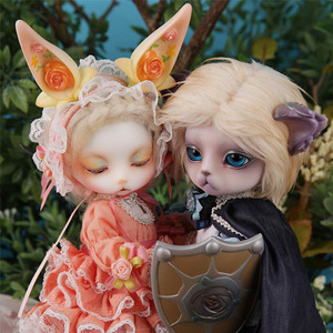 Zuzu Delf - Little Briar Rose Limited