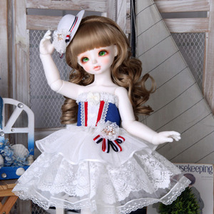 BDF Cherie Blue Set