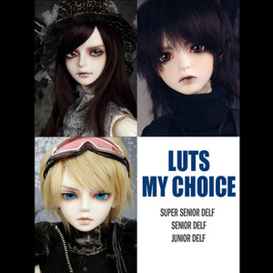LUTS MYCHOICE SUPER SENIOR DELF