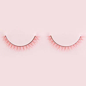 EYELASHES AA (Red)