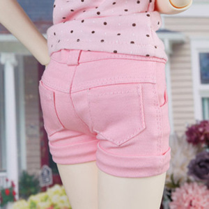 SDF Roll-up Pants (Pink)