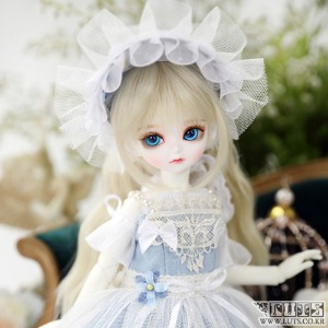 LUTS 19th Anniv. Honey31 Delf Happiness on $10 Blue ver. Limited