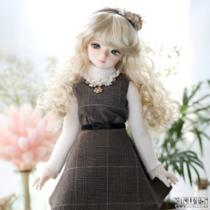 KDF Autumn Lady Set (Brown)