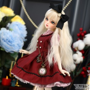 KDF Vintage Alice Set (Red)