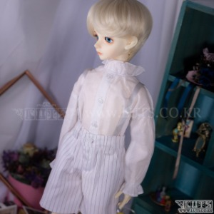 KDF Dandy Boy set (White)