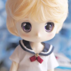 [LATI-Y]BOY Sailor nine school (Navy)