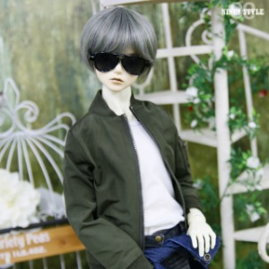 [SDB]Flight blouson jacket(Khaki)