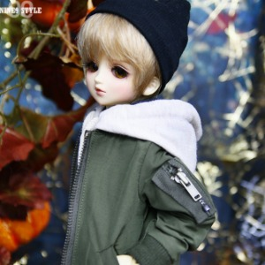 [MSD]Flight jacket(Khaki)