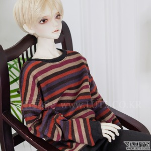 SDF65 Autumn Knit (Wine)