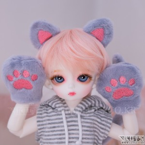 HDF Meow Jelly Punch (Gray)