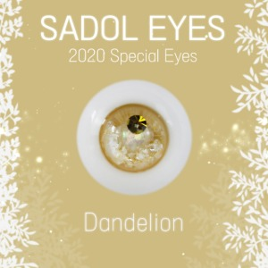 2020 Limited Eyes[Dandelion]
