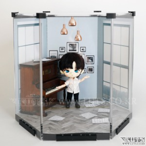 Doll Theater Basic set - Include acrylic case