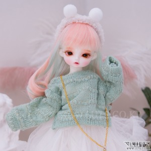 HDF Pastel Bear Set (Mint)