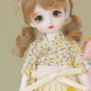 [YoSD] 2019 Modernized Hanbok (Yellow)
