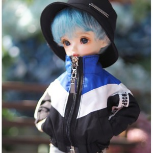 [YoSD] Wind breaker(Blue black)