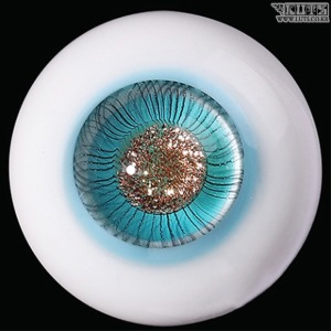 14MM S-GLASS EYES-NO.019