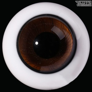 14MM S-GLASS EYES-NO.020