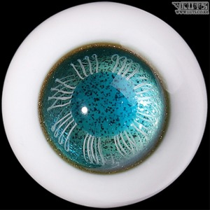14MM S-GLASS EYES-NO.012