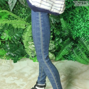 SDF65 Jackie Denim (Deep Blue)