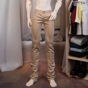 GSDF Cotton Pants - Beige