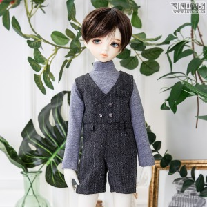 KDF Little Gentleman (Gray)