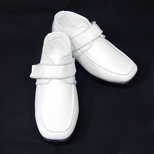 SBS-08 A LA MODE SHOES Boy (White)