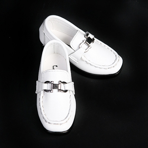 SBS-01 NEW YORK SHOES Boy (White)