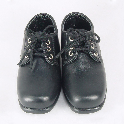 DBS-06 BASIC MANS SHOES For Boy (Black)