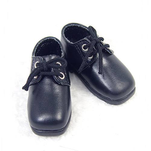 KDS-08 BASIC MANS SHOES  (Black)