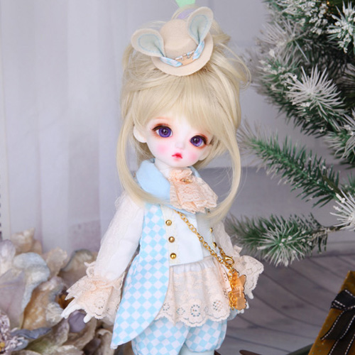 HDF Blue Rabbit Set