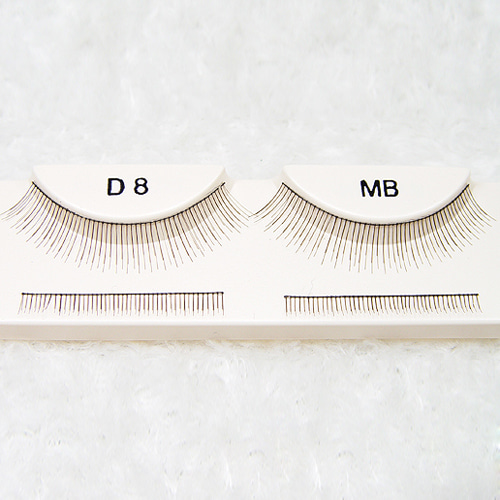 EYELASHES - D8MB For All
