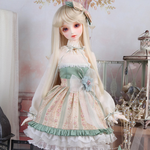 DF Loveletter Set (Green)