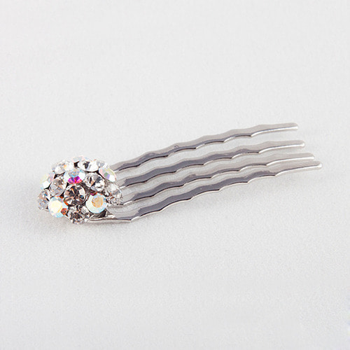 Strawberry COMB Hair PIN(White)
