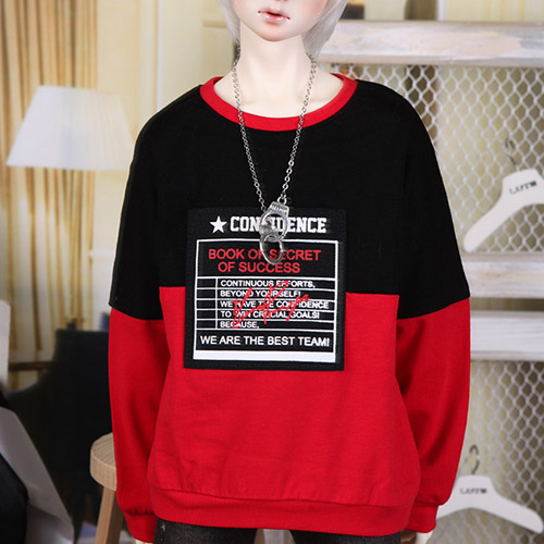 SDF65 Red Black T-Shirts
